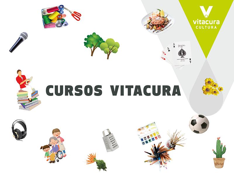 ¡Conoce los cursos presenciales y en línea de segundo semestre que Vitacura tiene para ti!