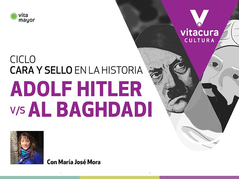 ¡Ya disponible! Cara y Sello: Adolf Hitler vs Abu Bakr Al Baghdadi