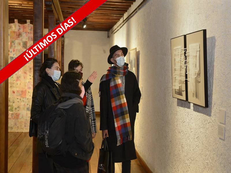 Lo mejor del arte joven está en Artefacto: ¡Desde el grabado hasta la fotografía!