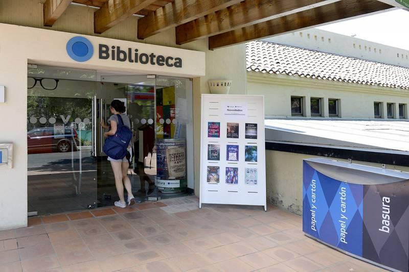 ¡Conoce el nuevo sistema de préstamo de libros de Biblioteca!